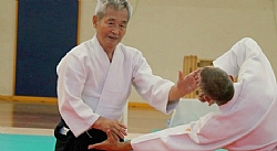 National aikido course by Kitaura Sensei